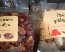 Trégor Primeurs - Plestin-les-Grèves - Fruits Secs